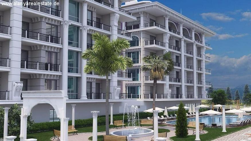 Bild 3: Neu ! in Kürze Toprak Palace Luxus Residence in Alanya Kargicak