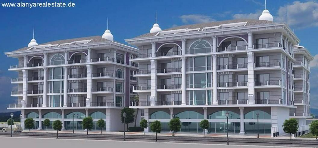 Bild 2: Neu ! in Kürze Toprak Palace Luxus Residence in Alanya Kargicak