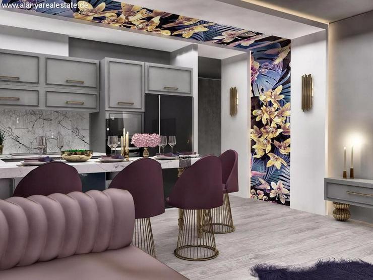 Bild 6: Neu ! in Kürze Toprak Palace Luxus Residence in Alanya Kargicak