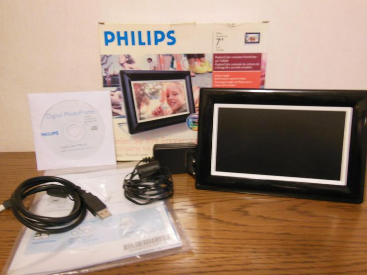 Philips PhotoFrame / Digitaler Fotorahmen 7?