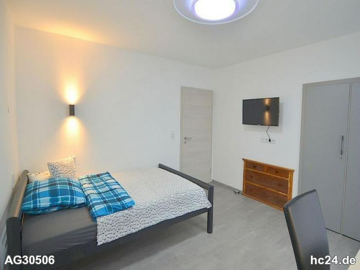 Bild 2: Modern möbliertes, exklusives Zimmer mit WLAN in Reichelsdorf