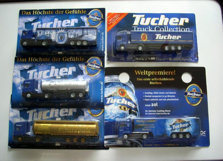 Tucher-Brauerei Trucks