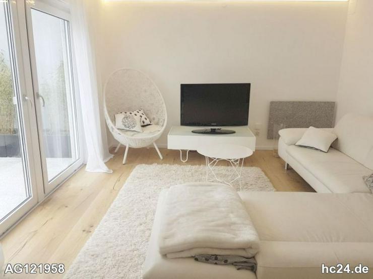 Bild 2: Moderne 2 Zimmer-Wohnung in Eimeldingen, möbliert