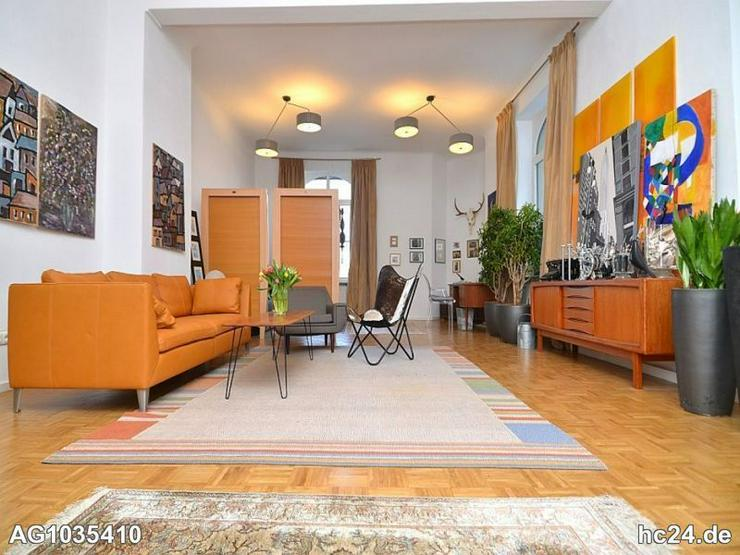 * exklusiv möblierte Wohnung in Wü Mainviertel - Wohnen auf Zeit - Bild 1