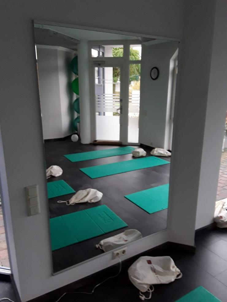 Spiegel für Studio, Fitnessraum etc.