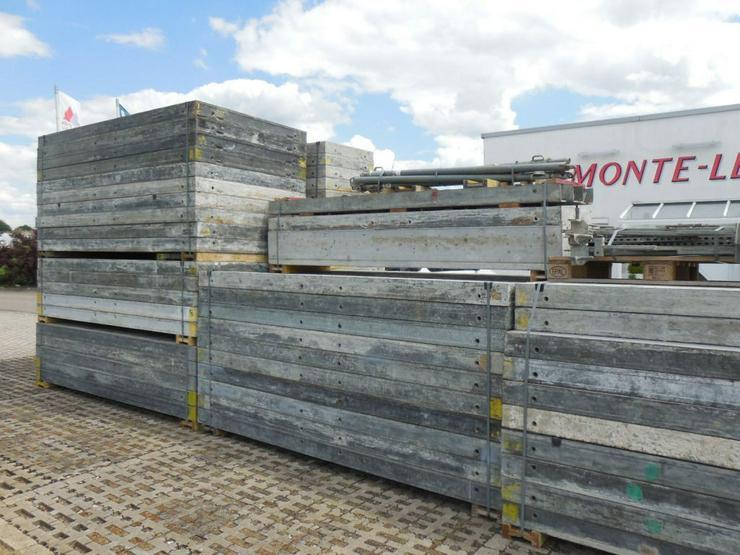 Doka Framax Schalung Element Panel 270x30 Stahl - Baustellenausstattung - Bild 1