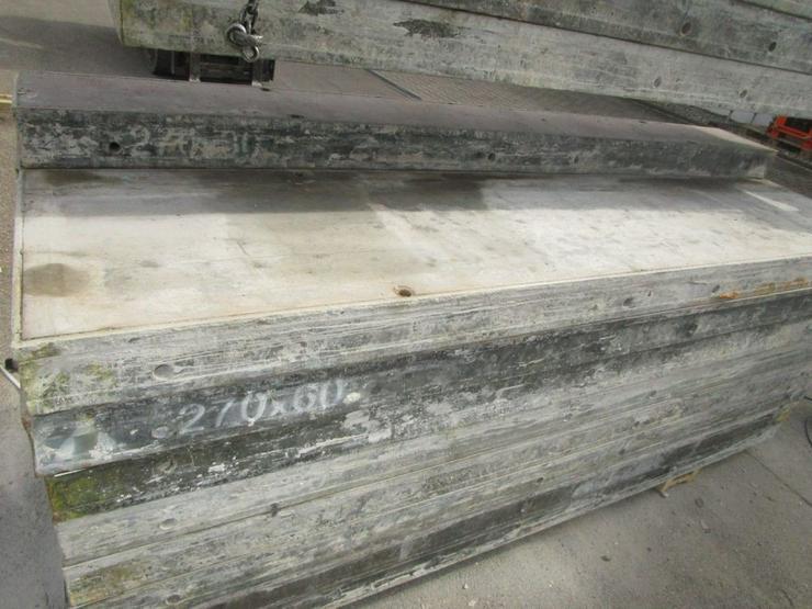 Doka Framax Schalung Element Panel 270x60 Stahl - Baustellenausstattung - Bild 1