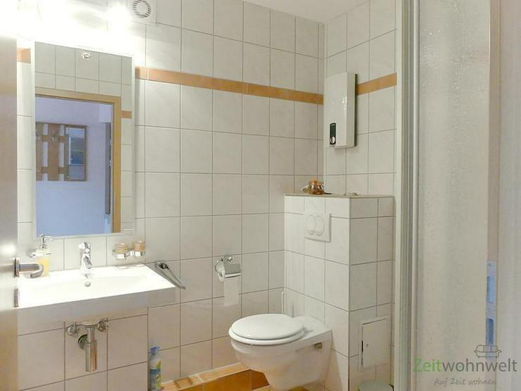 Bild 2: (EF0367_M) Erfurt: Hochheim, kleines möbliertes Apartment in ruhiger Lage, PKW-Stellplatz...