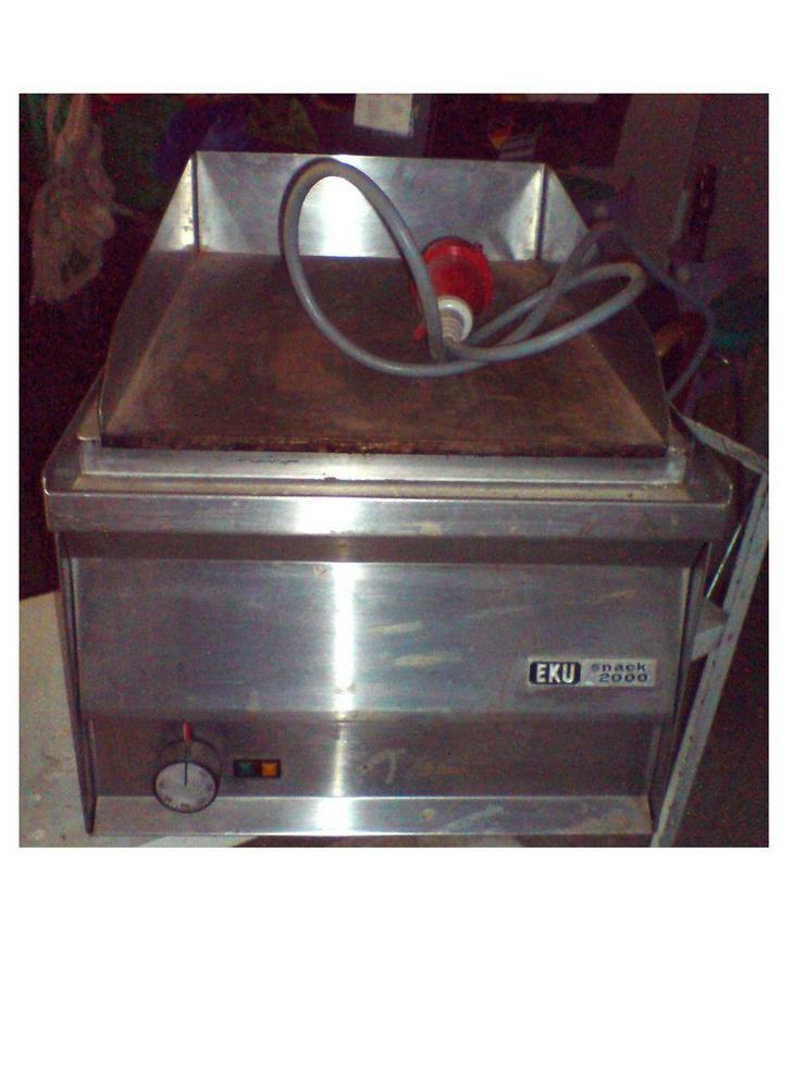 Bräter-Wärmeplatte