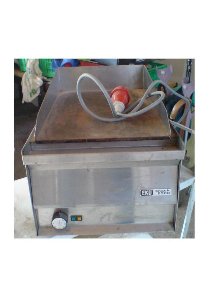 Bild 2: Bräter-Wärmeplatte