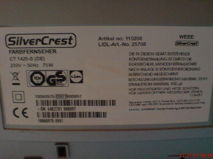 Bild 3: DVD Player mit Bildschirm