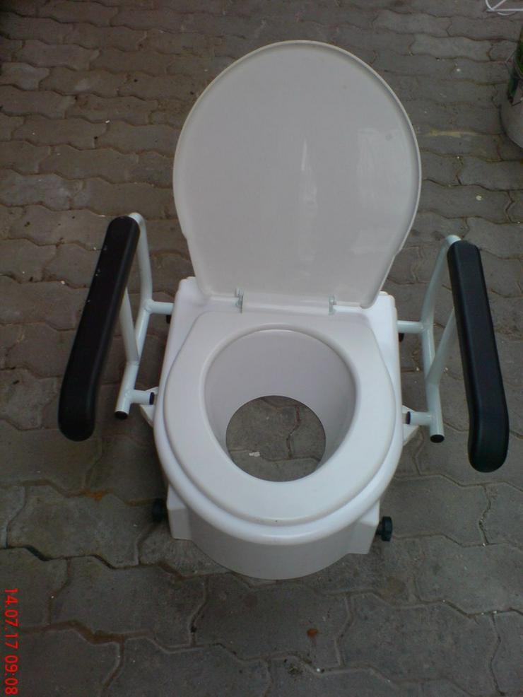 WC erhöhung