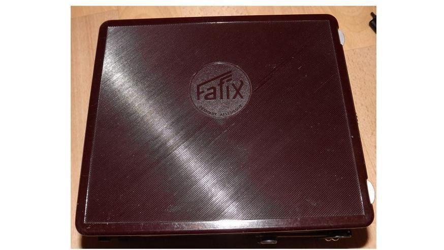 Bild 3: Diaprojektor FAFIX