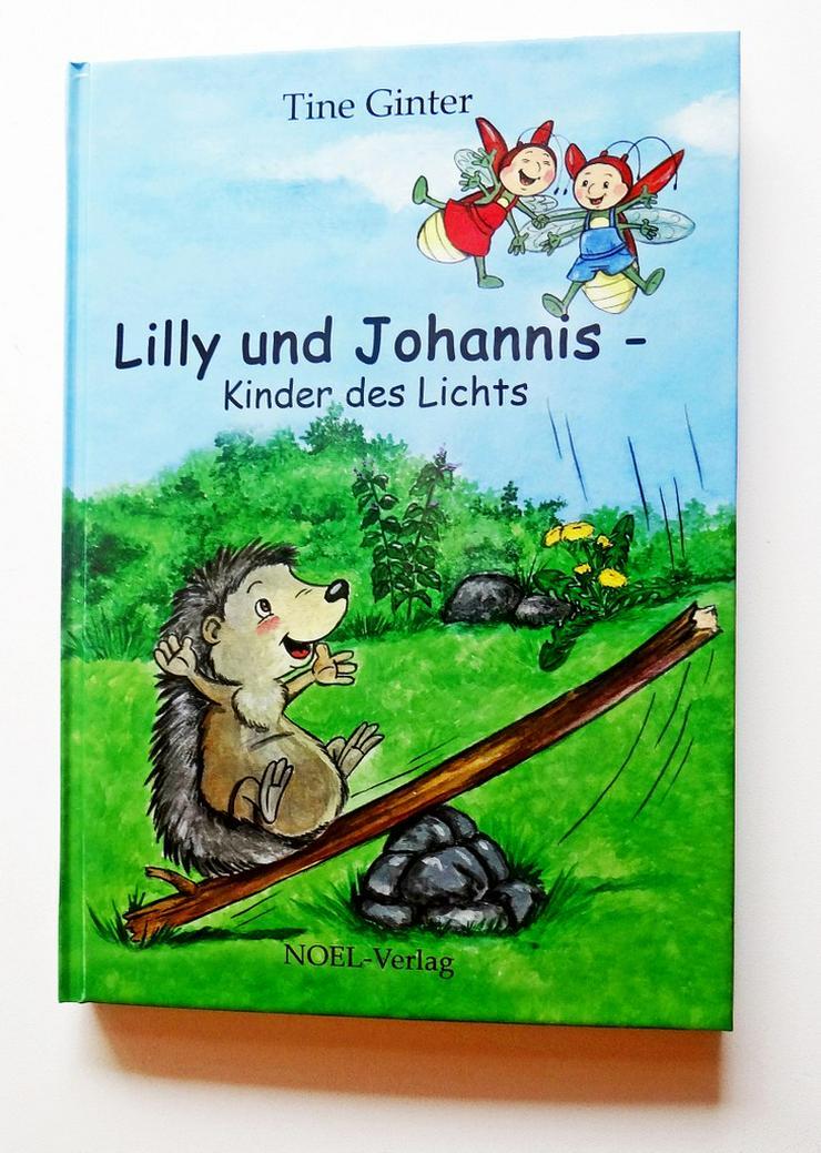 Lilly und Johannis, Neues Kinderbuch