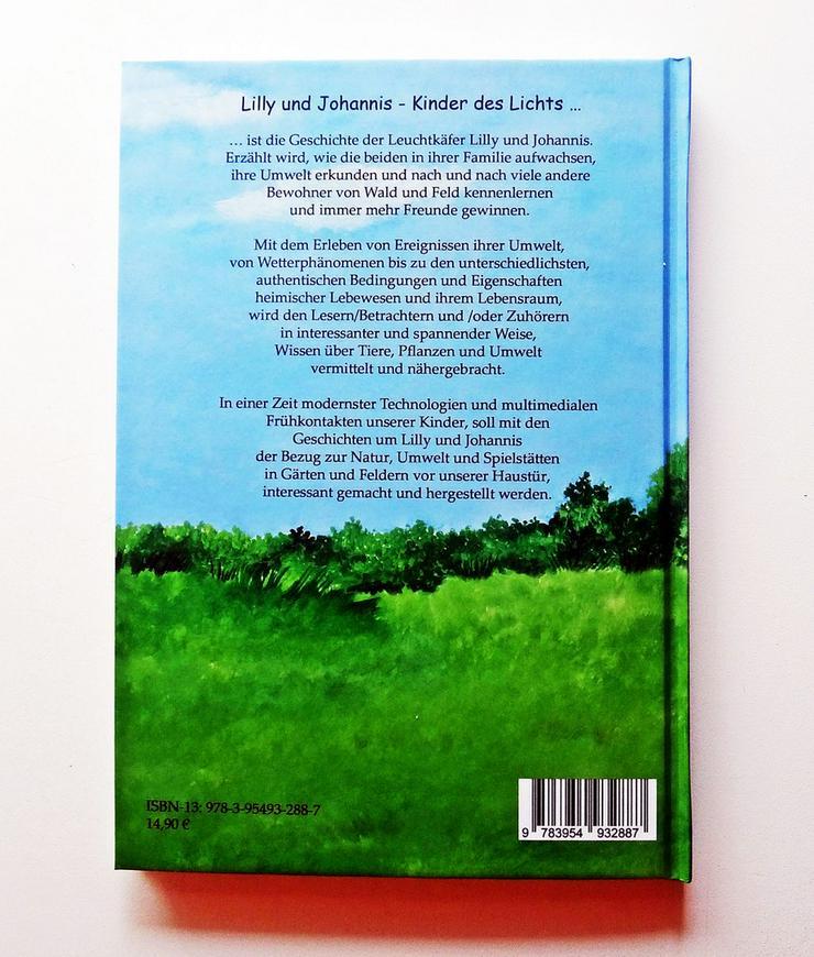 Bild 2: Lilly und Johannis, Neues Kinderbuch