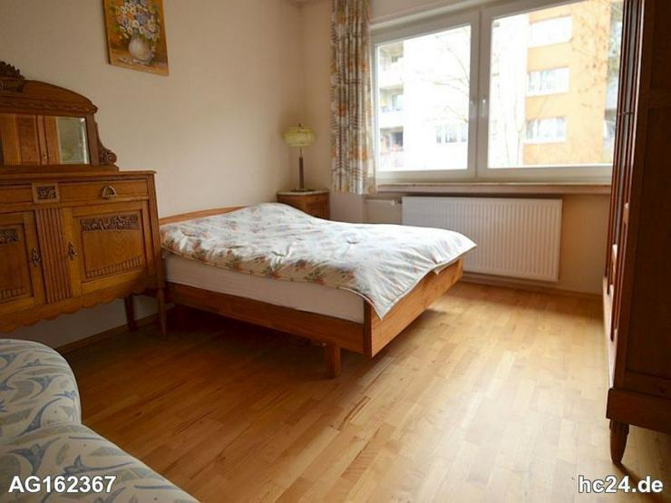 Bild 2: Möblierte 2 Zimmer Wohnung in Wiesbaden-Biebrich