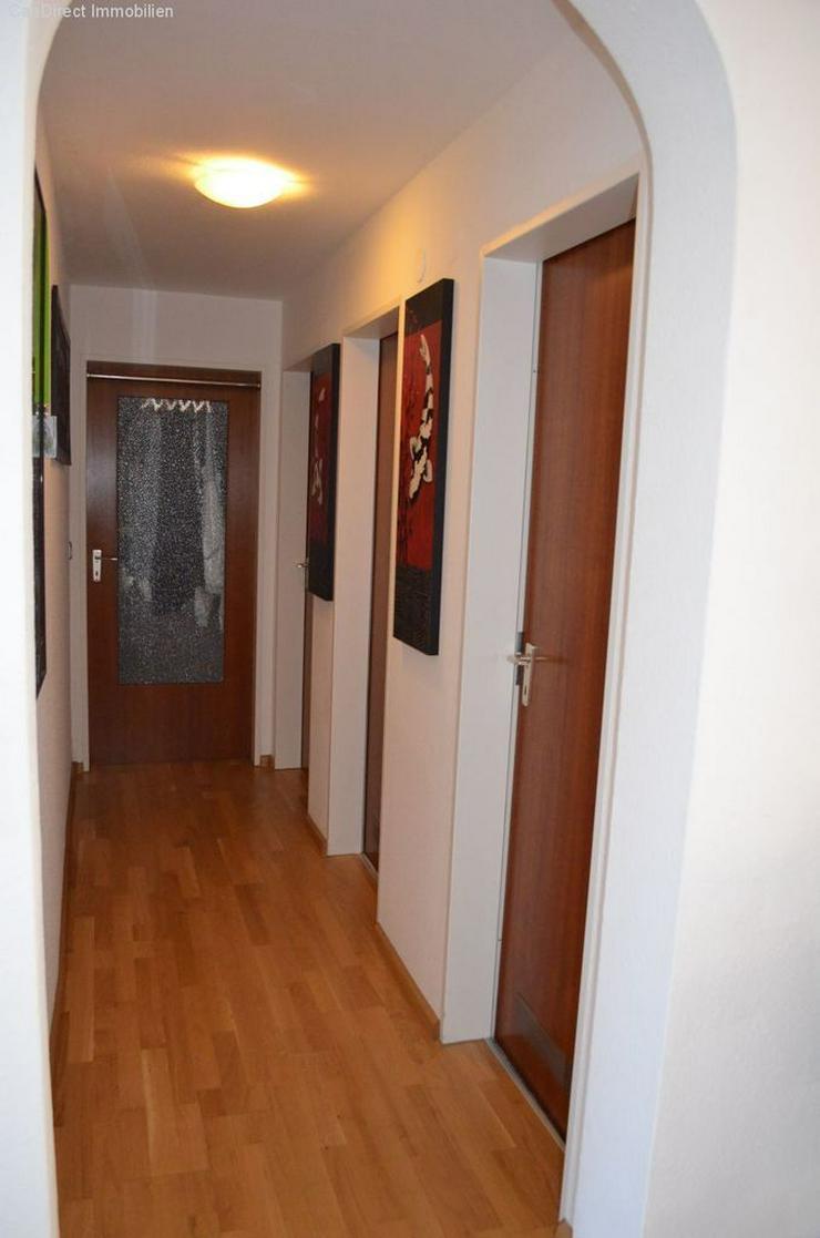 Bild 6: Modernisierte 4-Zimmer-Maisonette-Wohnung mit Balkon und Dachterrasse