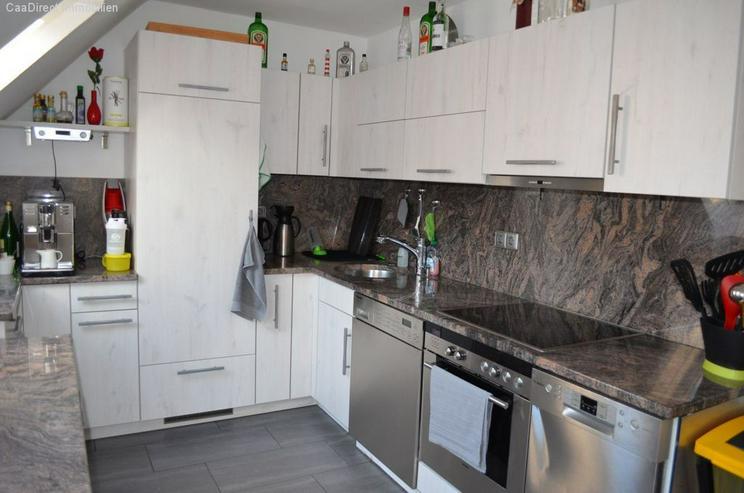 Bild 4: Modernisierte 4-Zimmer-Maisonette-Wohnung mit Balkon und Dachterrasse