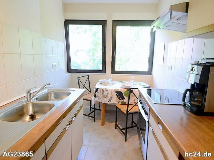 Bild 3: Idyllische, schön möblierte 2-Zimmer Wohnung direkt am Dechsendorfer Weiher