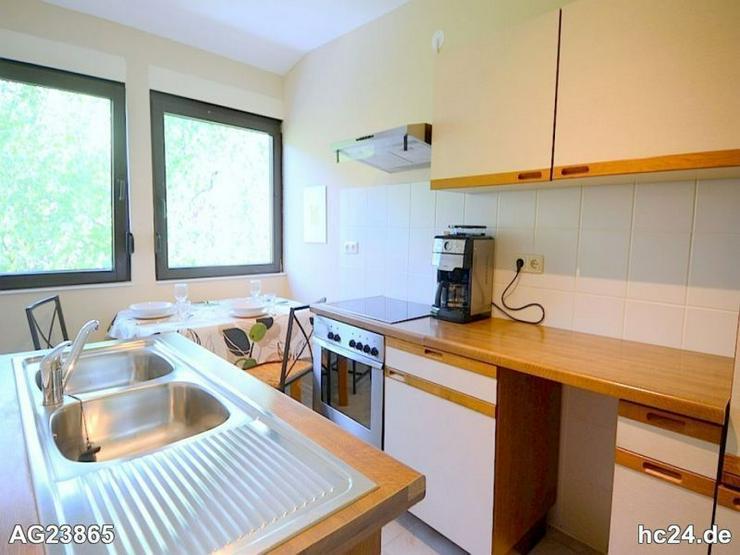 Bild 6: Idyllische, schön möblierte 2-Zimmer Wohnung direkt am Dechsendorfer Weiher