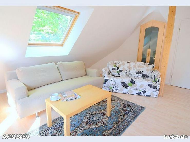 Idyllische, schön möblierte 2-Zimmer Wohnung direkt am Dechsendorfer Weiher - Wohnen auf Zeit - Bild 1