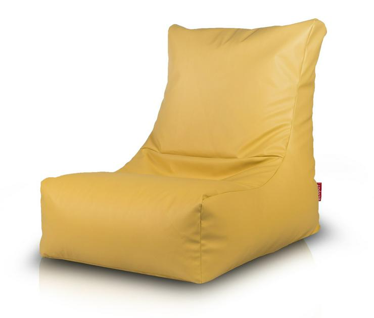 Sitzsackhülle SAKURA KUNSTLEDER Beanbag Sessel