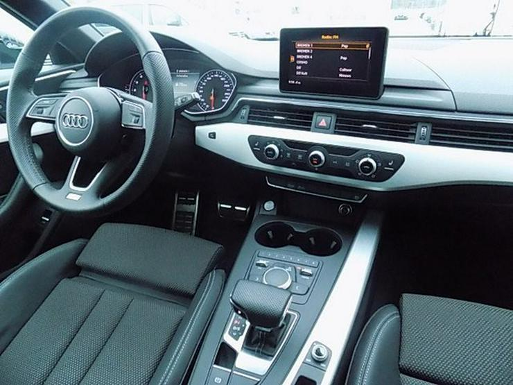Bild 6: AUDI A4 Avant 1,4 TFSI Sport S-Tronic S-Line LED Pano
