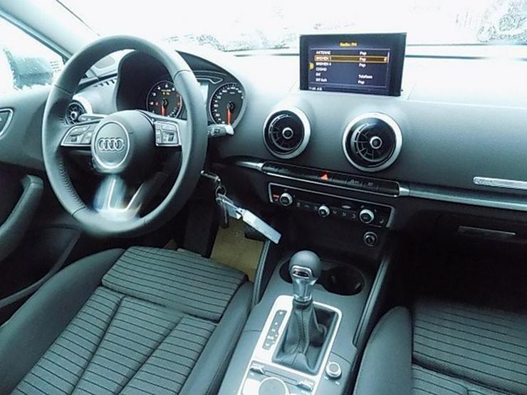 Bild 6: AUDI A3 Sportback 1,5 TFSI S-Tronic Sport Navi Xenon