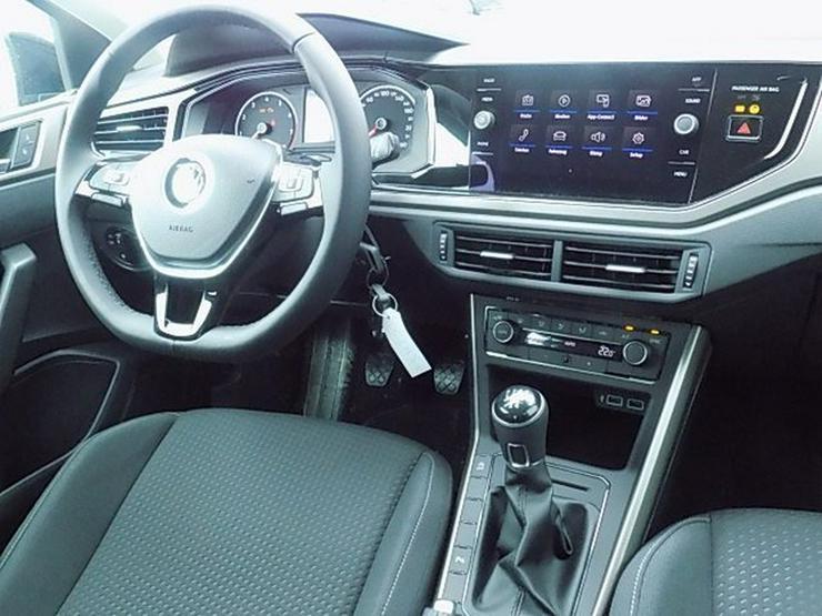 Bild 6: VW Polo 1,0 Comfortline Klima GRA Neues Modell