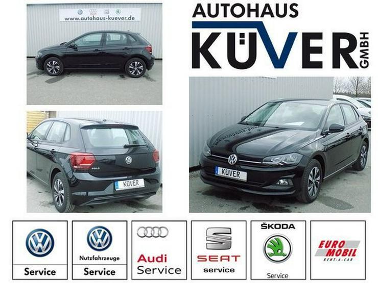 VW Polo 1,0 Comfortline Klima GRA Neues Modell - Polo - Bild 1