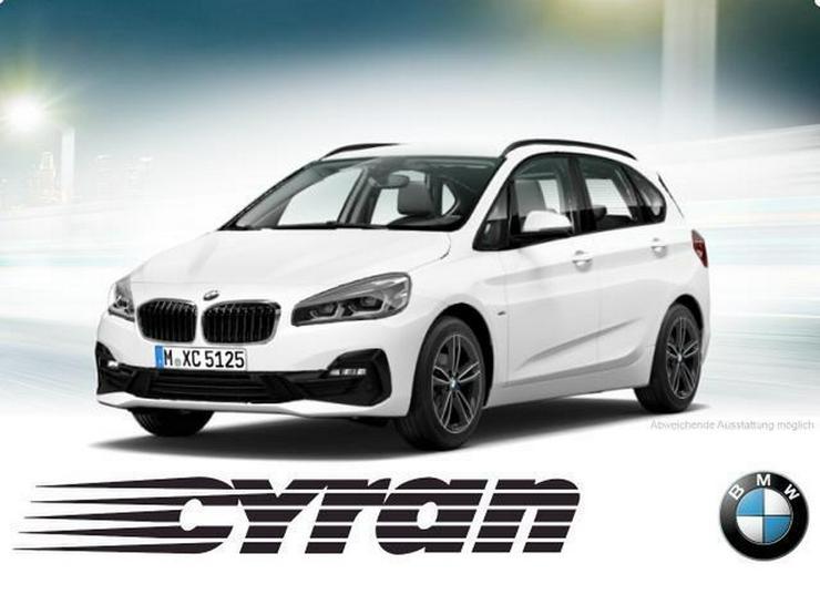 BMW 218 Active Tourer Sport Line Klimaaut. Sportsitze PDC Aut. Heckkl.