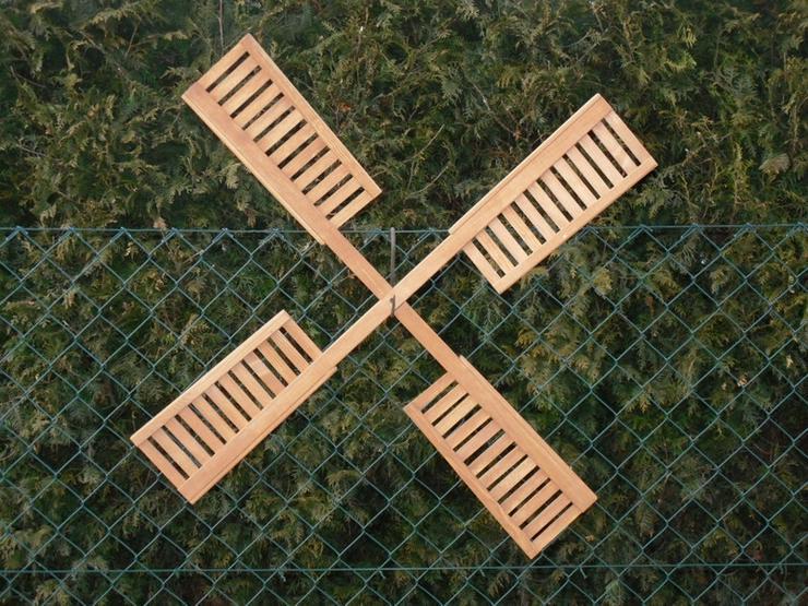 Bild 2: Windmühlenflügel Ersatzflügel 62-90 cm
