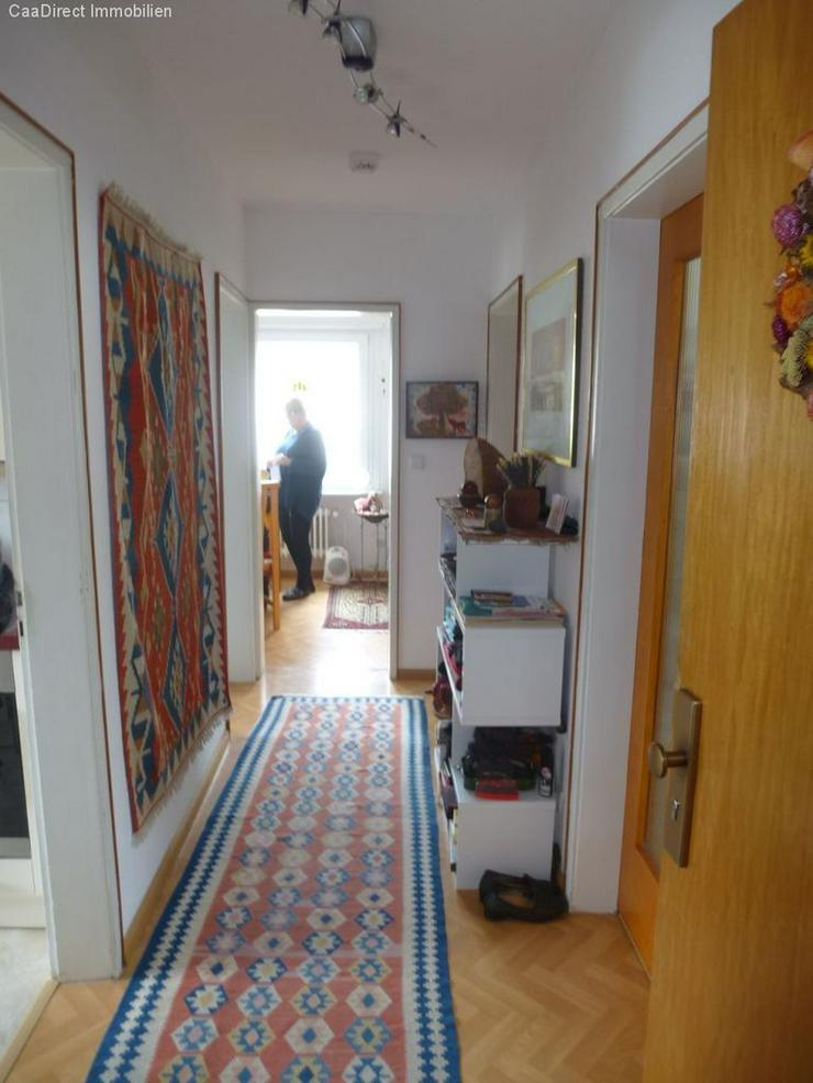 Bild 2: Drei Zimmerwohnung in schöner ruhiger Wohngegend