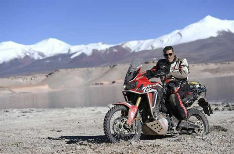 Bild 3: HONDA CRF 1000 L Africa Twin ABS