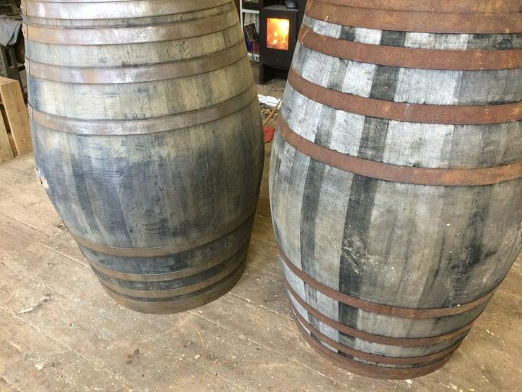Whiskyfäs / Holzfass / Weinfass / Stehtisch /