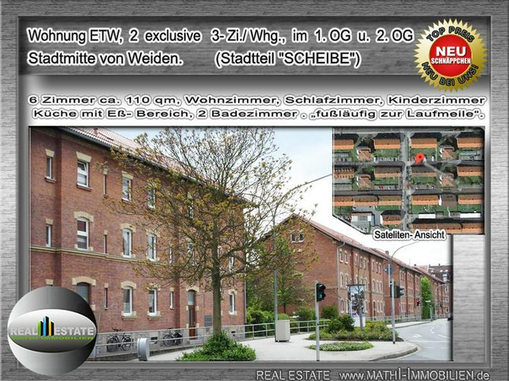 2 ETW?s in der Stadtmitte von Weiden - Bild 1