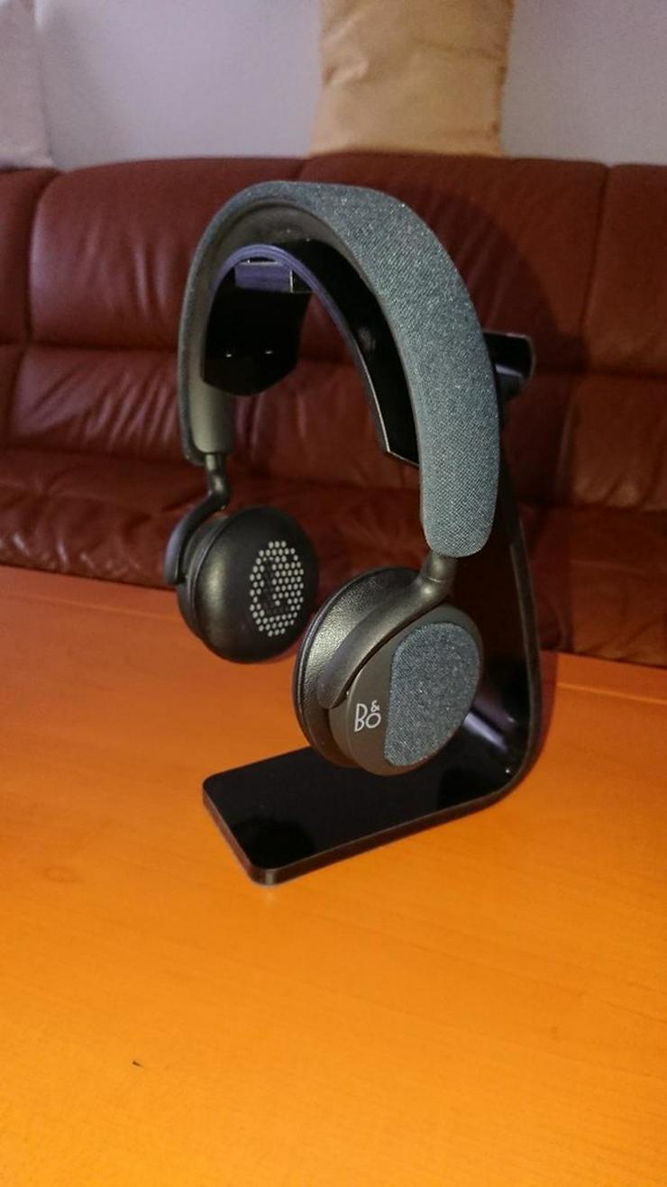 Bild 4: Beoplay H2 On-Ear Kopfhörer Carbon Blau