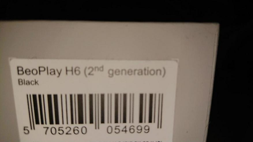 Bild 5: Beoplay H6 2nd Generation