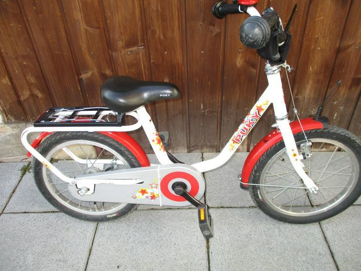 Kinderfahrrad 16 Zoll von Puky Versand möglich - Kinderfahrräder - Bild 1