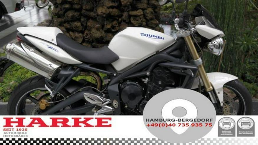 TRIUMPH Street Triple 675 - Triumph - Bild 1