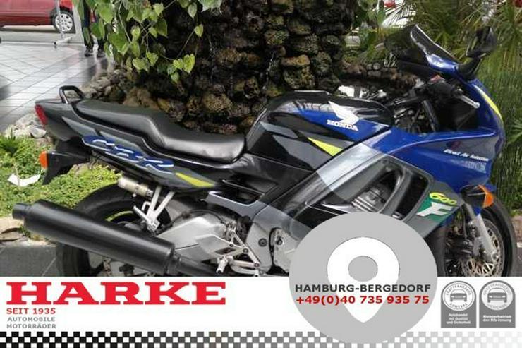 HONDA CBR 600 F PC31