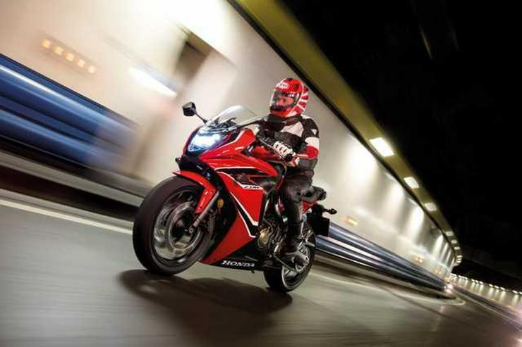 Bild 2: HONDA CBR 650 F ABS 'Aktionspreis'