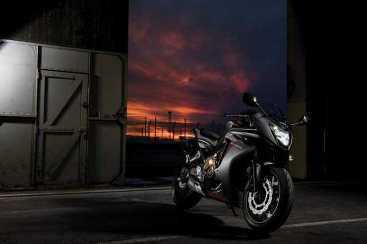 Bild 3: HONDA CBR 650 F ABS 'Aktionspreis'