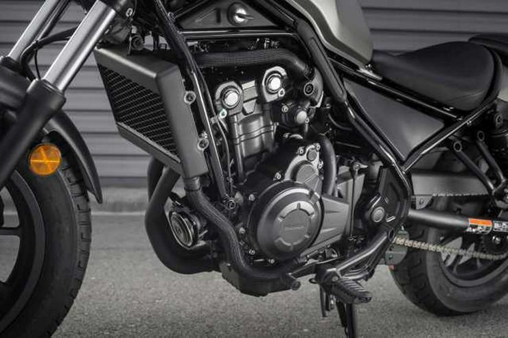 Bild 2: HONDA CMX 500 Rebel ABS 'sofort verfügbar'
