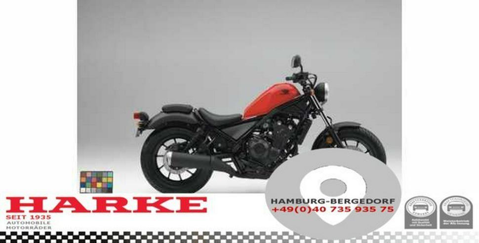 HONDA CMX 500 Rebel ABS 'sofort verfügbar'