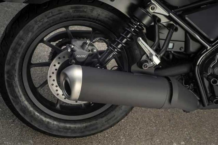 Bild 5: HONDA CMX 500 Rebel ABS 'sofort verfügbar'