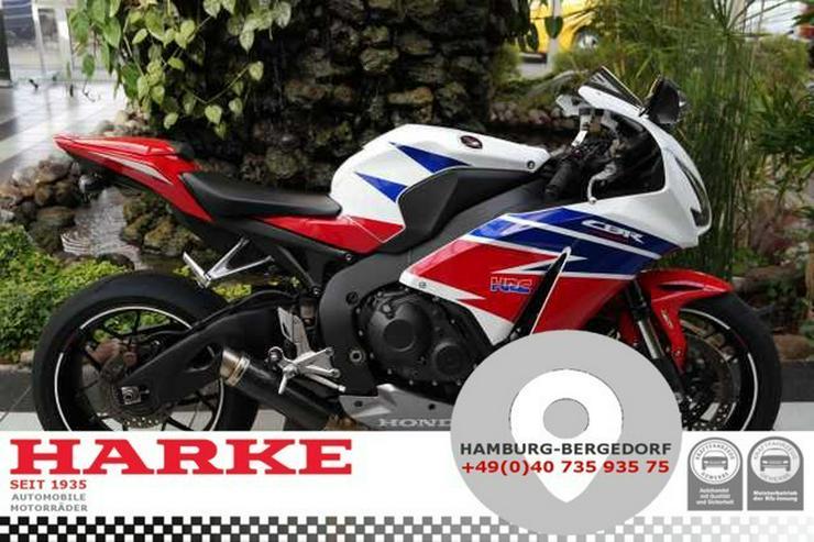 HONDA CBR 1000 RR ABS SC59 Fireblade - Motorräder - Bild 1