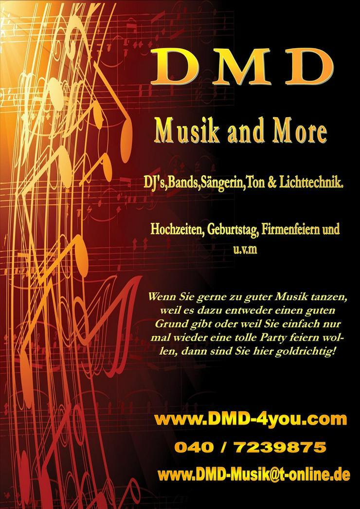 DMD Musik DJ's Ton & Lichtanlagen