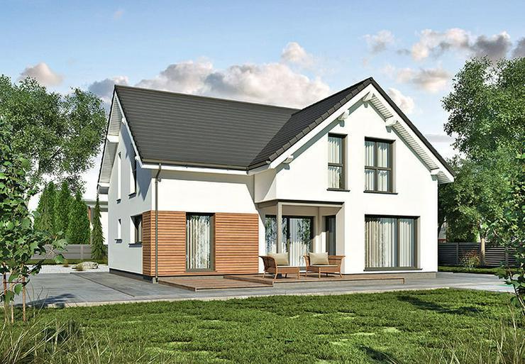Einfamilienhaus bezugsfertig mit Grundstück!