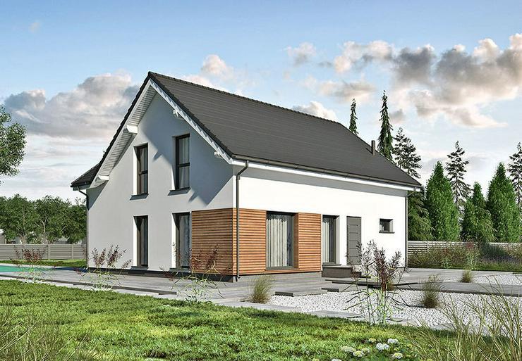 Bild 2: Einfamilienhaus bezugsfertig mit Grundstück!